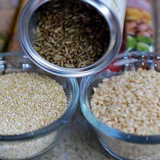Cereais integrais: exportação brasileira é a mais cara, porém, de qualidade