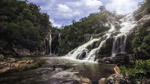 Chapada tem importância turística e para o meio ambiente