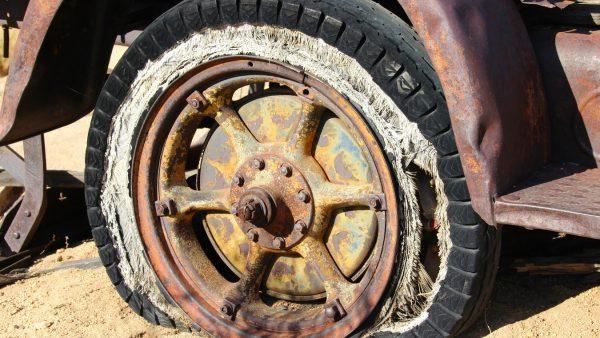 Vulcanização garante qualidade a borracha usada na fabricação de pneus