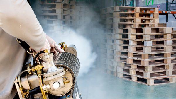 Fumigação: entenda a sua importância no transporte de mercadorias