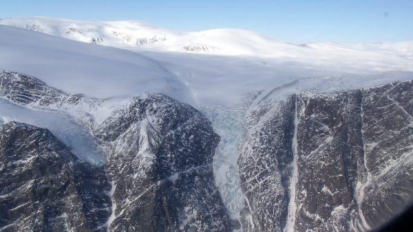 A erosão glacial e os seus diferentes efeitos para todo o mundo