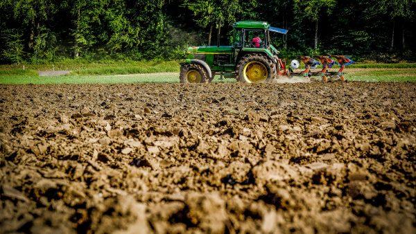 Erosão do solo e o seu impacto nas produções agrícolas