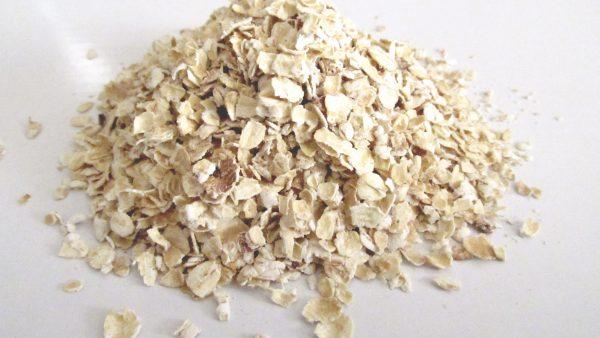 Farelo de aveia é rico nutrientes benéficos para a dieta humana e animal