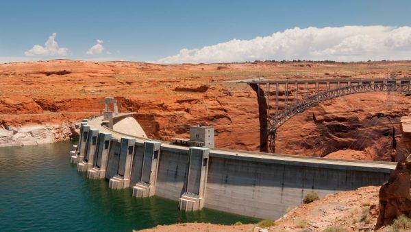 Represa ajuda na manutenção do abastecimento de água
