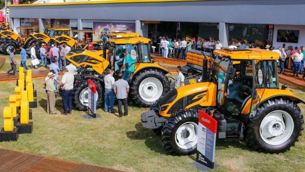 Agrishow é uma das maiores feiras de tecnologia agrícola do mundo