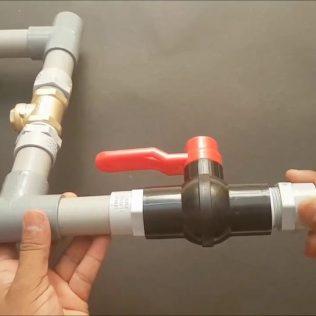 Carneiro hidráulico é um equipamento usado para bombear água