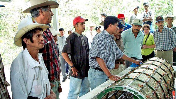 Cooperativa contribui para o desenvolvimento social e econômico