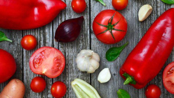 Licopeno é um poderoso antioxidante encontrado nos alimentos