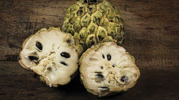 Fruta do conde é rica em potássio e fortalece o sistema imunológico