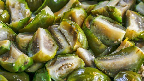 Jiló é cada vez mais consumido e ainda traz alguns benefícios