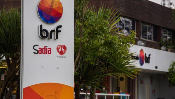 BRF figura entre as maiores companhias alimentícias do mundo
