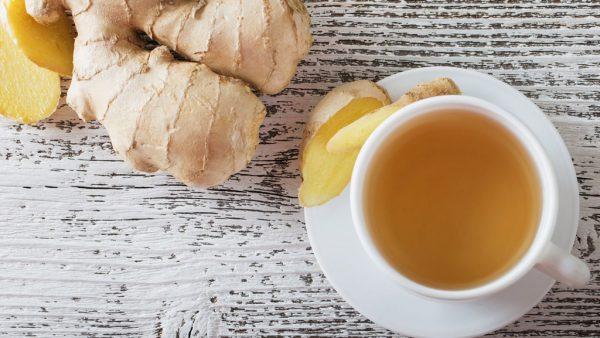 Chá de gengibre traz bem-estar e ajuda a aliviar má digestão e enjoo