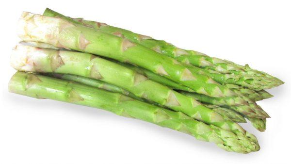 Plantio de aspargo é bastante comum nas regiões mais frias do país