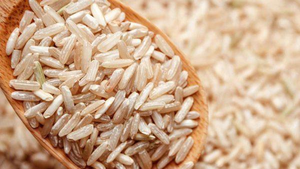 Arroz integral tem grandes taxas de produção e exportação