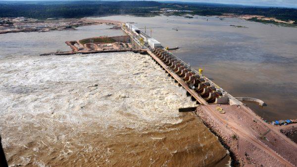 Jirau pode ter vários significados, desde uma grade até uma hidrelétrica