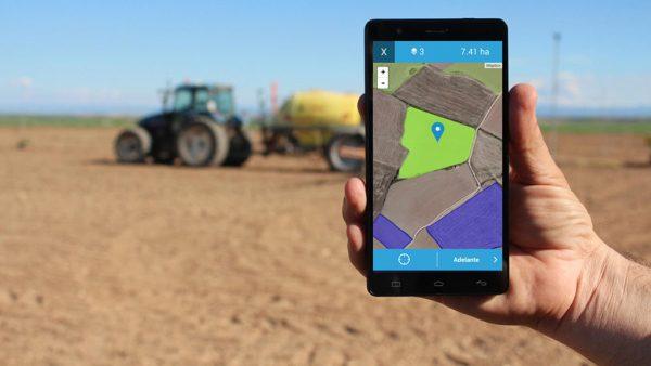 GPS agrícola aumenta a praticidade operacional do campo