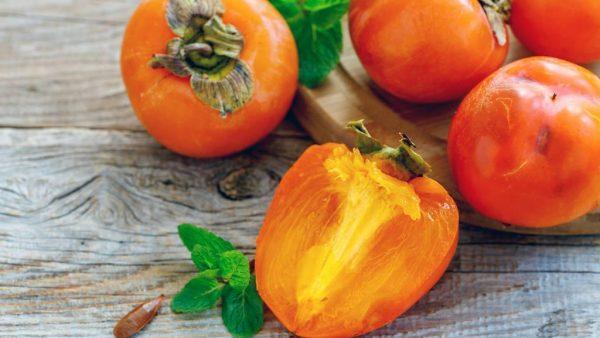 Caqui tem ótimo cultivo em áreas de clima temperado e subtropical