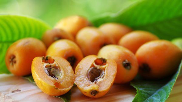 Nêspera é fruta originária do sudeste da China, de sabor inconfundível