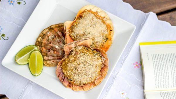 Casquinha de siri é um prato tradicional e muito popular nos litorais
