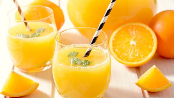 Suco de laranja é um dos mais consumidos em todo o Brasil