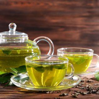 Os benefícios do chá verde são excelentes para a manutenção da saúde