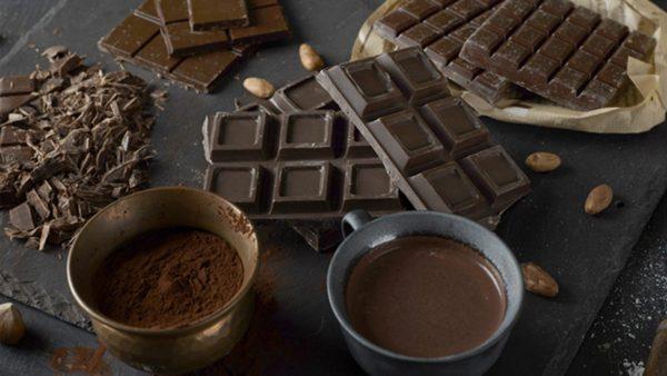 Chocolate é um dos alimentos mais consumidos e tem larga produção