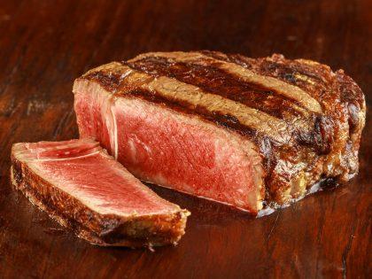 Bife ancho é corte de origem argentina muito popular em churrascos