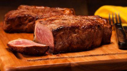 Bife de chorizo é um dos mais famosos cortes da culinária argentina