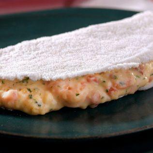 Tapioca, fécula da mandioca, é comum em dietas de perda de peso