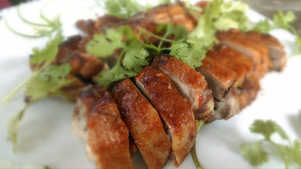 carne de pato tem alto teor nutritivo