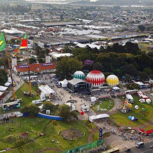 Expointer é uma grande feira anual do setor agropecuário