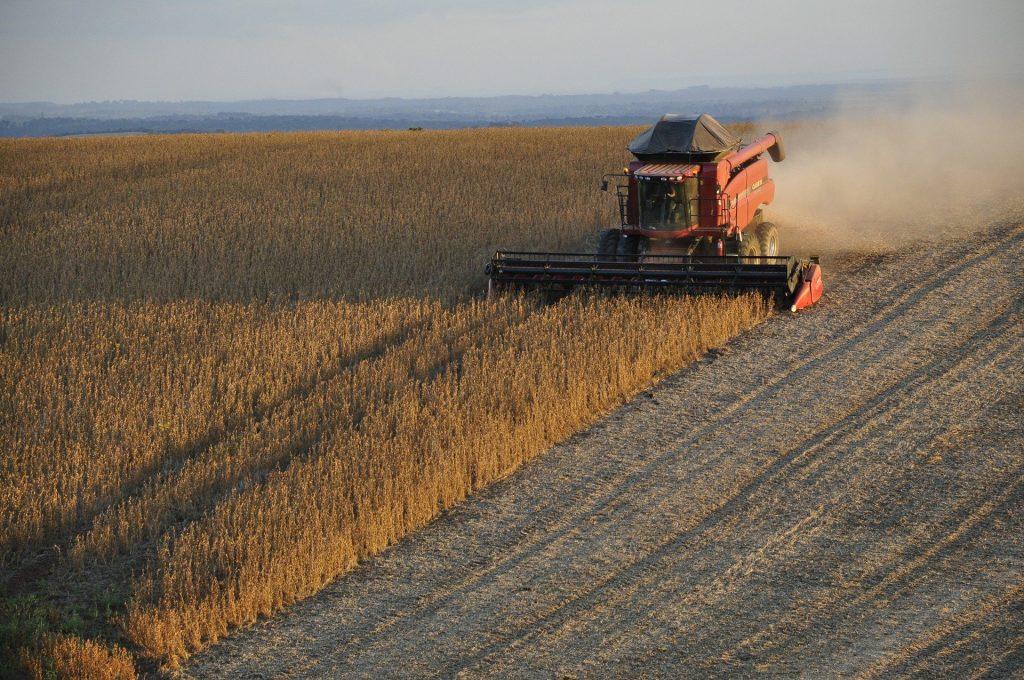 Bahia Farm Show enfatiza a colheita de grãos