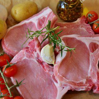 Carne suína é saborosa e ótima opção para variar o cardápio