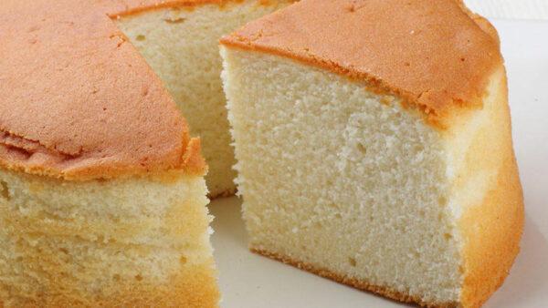 Pão de ló é queridinho das confeiteiras e foi criado na Itália