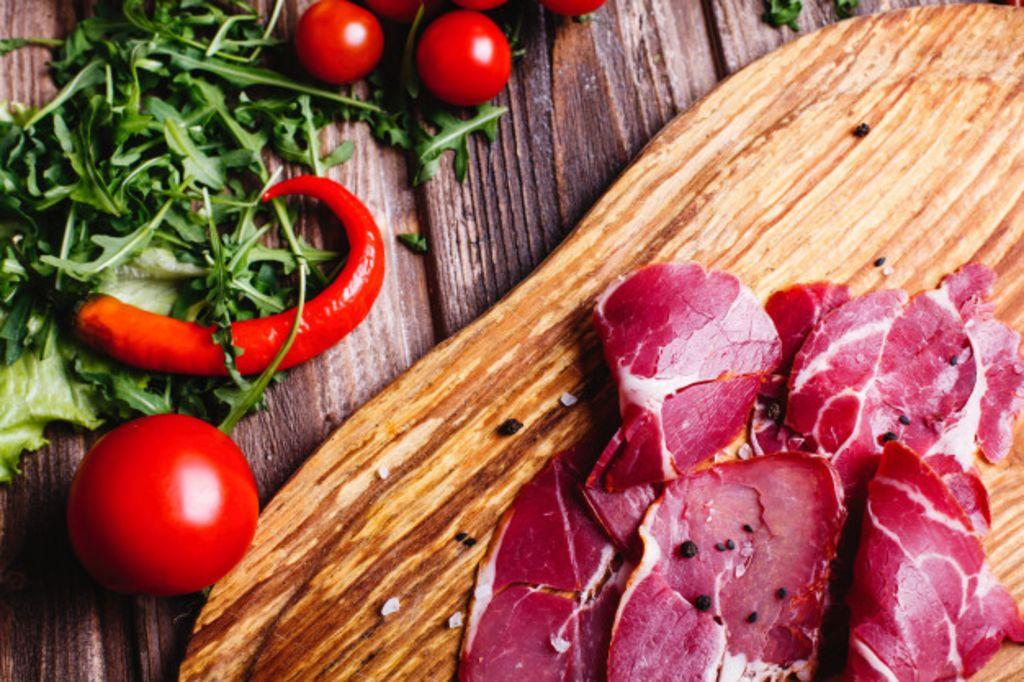 Preço da carne