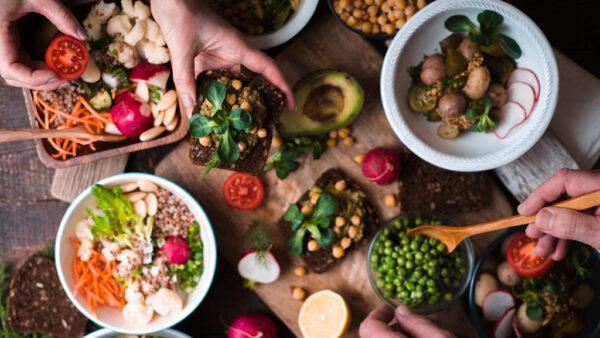 Alimentos veganos têm procura crescente no mundo todo