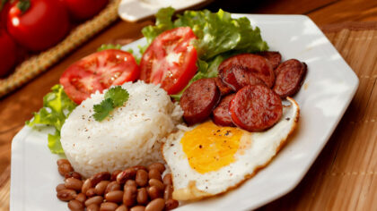 Comida brasileira é extremamente rica e tem sabores incríveis