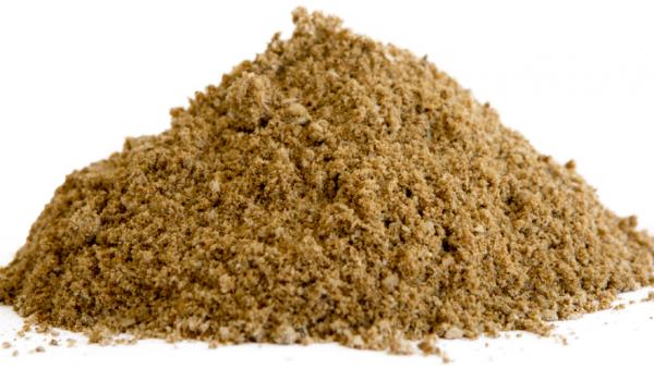 Farinha de osso é um produto rico em fósforo e cálcio