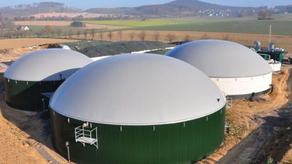 Biodigestores transformam matérias orgânicas em gás e adubo