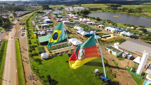 Expodireto Cotrijal é uma grande feira do agronegócio