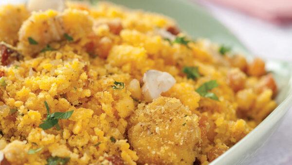 Farofa é acompanhamento delicioso e tem várias formas de preparo