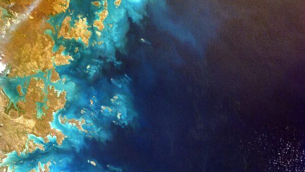 La niña é o fenômeno climático de resfriamento das águas do Pacífico