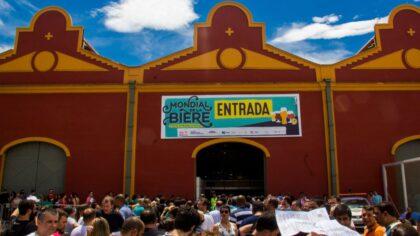 Mondial de la Bière é um importante festival de cervejas artesanais