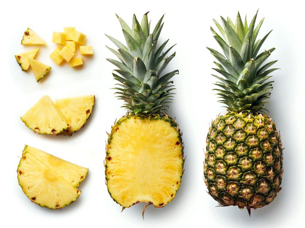 tipos de abacaxi