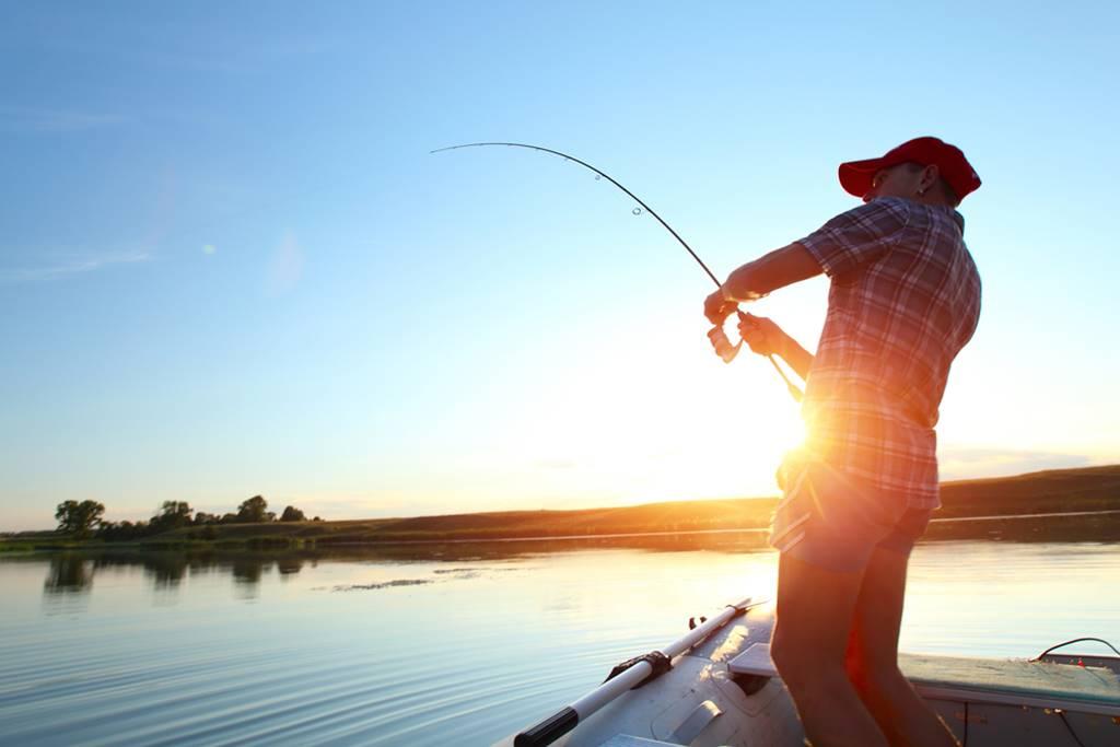 Licença de pesca