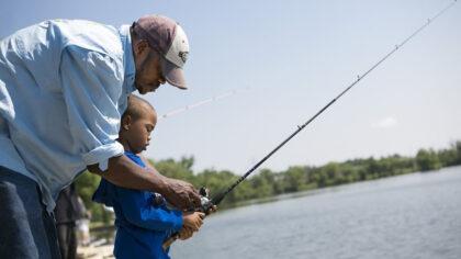 Pesca esportiva é aquela que devolve o peixe vivo à natureza